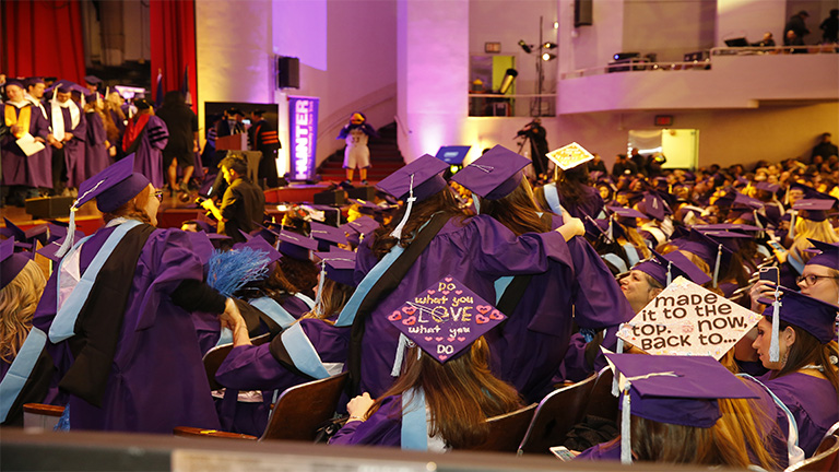 Read more about Hunter College 218th Commencement Ceremony
