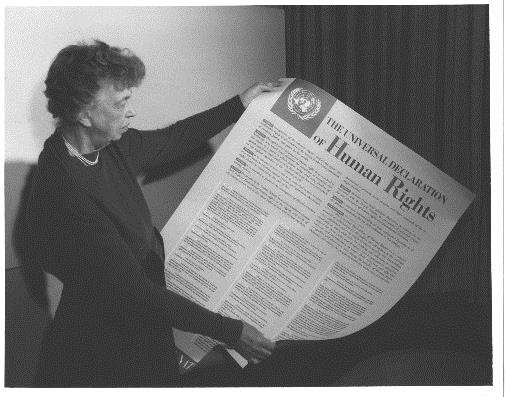 """Read more about """"My Most Important Task"""": Eleanor Roosevelt and the Universal Declaration of Human Rights"""